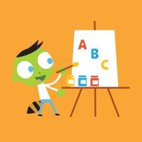 ABC-Easel